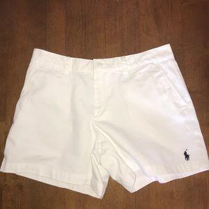 EUC Ralph Lauren Sport Shorts Size 4.